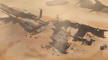Аномальный трейлер Homeworld: Deserts of Kharak