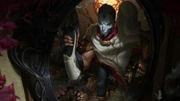 В сеть утекли изображения нового героя League of Legends