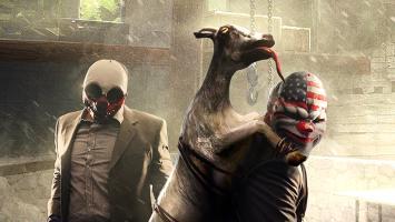 Goat Simulator встретится с Payday 2 в новом ограблении