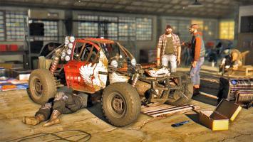 Кастомизация автомобилей в новом трейлере Dying Light: The Following