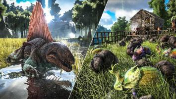 Бестиарий ARK: Survival Evolved пополнился жуками-навозниками
