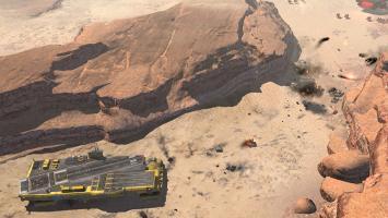 Мультиплеер Deserts of Kharak полагается на механику оригинальной Homeworld