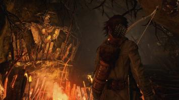 Лара Крофт столкнется с Бабой-ягой в Rise of the Tomb Raider уже на следующей неделе