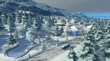 К Cities: Skylines готовится новое дополнение Snowfall