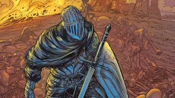 Релиз Dark Souls 3 будет сопровождаться выпуском тематических комиксов