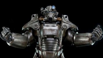Фигурка воина в силовой броне обойдется коллекционерам и поклонникам Fallout 4 в крупную сумму