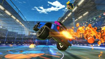 Rocket League на Xbox One получит тематическое DLC Sunset Overdrive