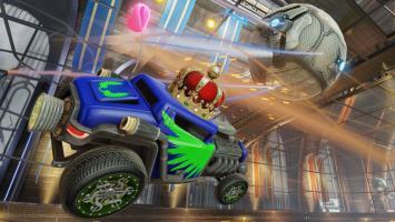В феврале стартует второй сезон соревнований по Rocket League