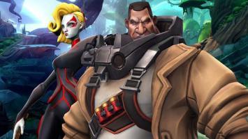 Познакомьтесь с парой новых персонажей Battleborn