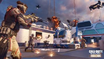 Тизер новой карты из дополнения Awakening для Call of Duty: Black Ops 3