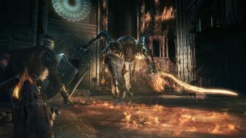 Геймплей Dark Souls 3 с закрытой трансляции