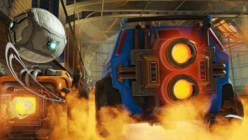В Rocket League появятся экспериментальные карты