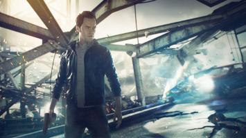 Геймплейный ролик прототипа Quantum Break из 2012 года