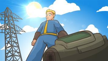 Пародийный ролик Fallout 4 в переводе от PlayGround.ru