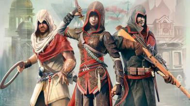 Релизный трейлер трилогии Assassin's Creed Chronicles