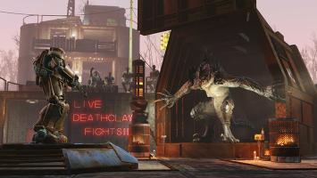Первое DLC к Fallout 4 выйдет в марте