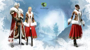 На двухлетие русскоязычной версии ArcheAge разработчики приготовили подарки и ивенты