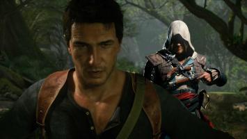 Naughty Dog использовала концепт-арт Assassin's Creed в трейлере Uncharted 4