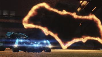 Автопарк Rocket League пополнится Бэтмобилем