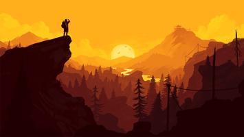 Продажи адвенчуры Firewatch превзошли все ожидания разработчиков