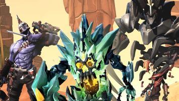 Gearbox раскрыла еще трех персонажей Battleborn