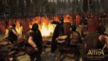"""Дополнение """"Культура славянских народов"""" для Total War: Attila уже доступно"""