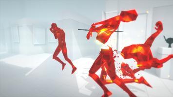 В разработке находится версия Superhot для виртуальной реальности