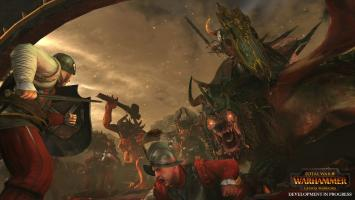 Новый геймплейный трейлер Total War: Warhammer