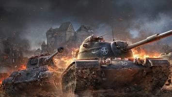 World of Tanks Blitz выйдет на Mac OS X