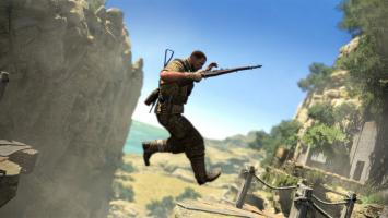 Брутальный геймплей пре-альфы Sniper Elite 4