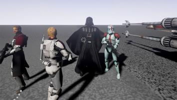 Star Wars: Galaxy in Turmoil - фанатский ремейк отмененной Battlefront 3