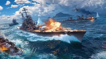 В World of Warships появятся новые корабли