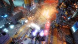 Полный мертвых пришельцев и ярких спецэффектов ролик Alienation