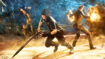 Прохождение основной сюжетной линии Final Fantasy 15 займет порядка 50 часов