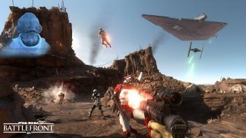 Sony считает, что виртуальная Star Wars: Battlefront для PS VR будет исключительным продуктом