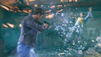 Геймплей Quantum Break из второго акта игры