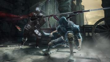 Почти полчаса геймплея Dark Souls 3 и схватка с первым боссом