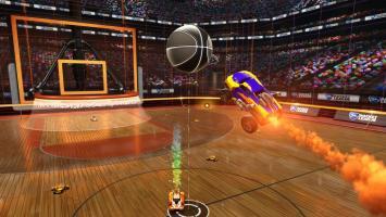 Баскетбол появится в Rocket League в апреле
