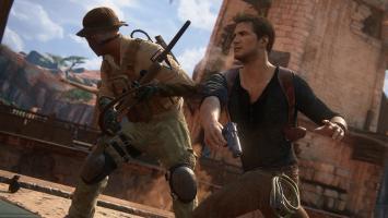Двадцать минут нового геймплея Uncharted 4