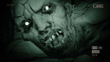Новый жутковатый тизер Outlast 2 с намеком от разработчиков