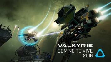 В этом году EVE: Valkyrie выйдет для HTC Vive