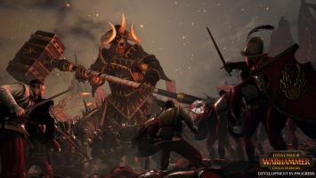 Первый геймплейный ролик сил Хаоса из Total War: Warhammer