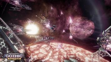 На следующей неделе в бету Battlefleet Gothic: Armada ворвутся Эльдары