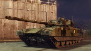 """В обновлении 0.15 игроки Armored Warfare смогут испытать танк Т-14 """"Армата"""" в бою"""