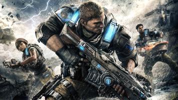 Более 10 минут мультиплеера из беты Gears of War 4