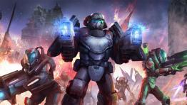 Три игровых класса Alienation в действии