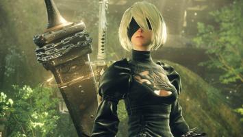 Персонажи и геймплей в новых роликах NieR: Automata