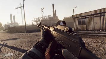 Новая подборка скриншотов из альфа-версии Escape from Tarkov