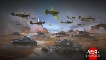 В War Thunder реконструируют главные сражения Второй мировой