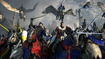 Бретония будет доступна в режиме кастомных матчей в Total War: Warhammer